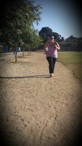 me, 2014 running